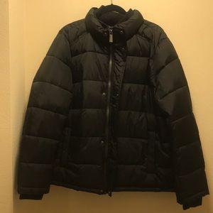 Andrew Marc Large Down Coat Black
